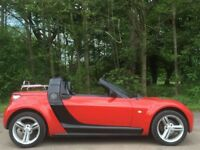 Smart Roadster 2005 700cc semi auto, full history 2 keys **BARGAIN**