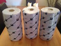 Tork Reflex wiping paper plus (NEW) 6 rolls