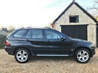 BMW X5 Sport 2.9d 4x4 112k FSH Long MOT with Cruise, Climate, Auto Lights, 90+ point inspection done