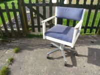 Wooden Framed office Study Desk swivel Chair Delivery Available