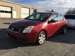2007 Nissan Sentra 2.0 / AS IS $$$ YOU CERIFY $$ YOU SAVE $$$
