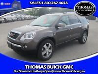 2012 GMC Acadia SLT AWD - ONLY 30,639KMS! CLEAN!