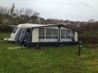 Fantastic Elddis Superstorm 6 Berth Touring Caravan