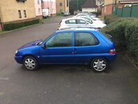Citroen Saxo Desire, LOW MILLAGE, ONE PREVIOUS LADY OWNER!