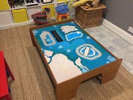 Kid Kraft play/train table
