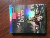 New Sealed Blue ray complete season 1 Vampire Diaries