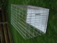 "Dog Crate Large 26""H X26""W X 42""L"
