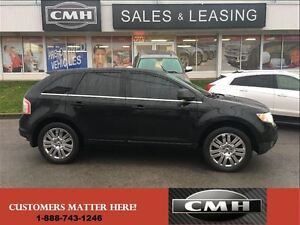 2010 Ford Edge LIMITED AWD PANO-ROOF LEATH *CERTIFIED*