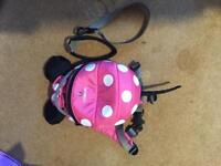 LittleLife animal backpack with reins