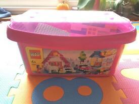 Children LEGO 4+