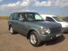 Range Rover vouge- great condition!