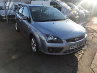 2005 FORD FOCUS NOT THE USUAL RUBBISH VERY TIDY CAR SUOERB DRIVE GENUINE EXAM...