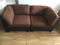 Nice cheap couch I'm