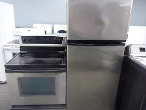 49-   Réfrigérateur     CUISINIERE WHIRLPOOL  FRIDGE STOVE