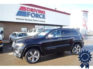2015 Jeep Grand Cherokee Overland 4x4 - 23,757 KMs, 5 Passenger