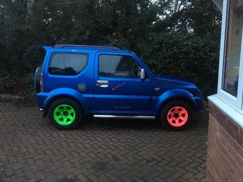 Suzuki Jimny glx wanting small car swap, corsa / fiesta | in Great  Yarmouth, Norfolk | Gumtree