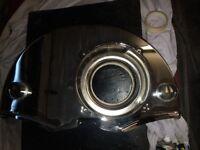 Vw beetle / camper buggy chrome fan shroud