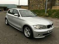 BMW 1 Series WARRANTED V Low miles M Sport Kit Fully Stamped Service History Part x Welcome