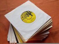 25x7''inches Reggae vinyl records job lot -Original JA/UK Dancehall/Ragga/SKA Listed & Pictured!