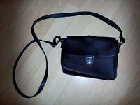 Black handbag/clutch