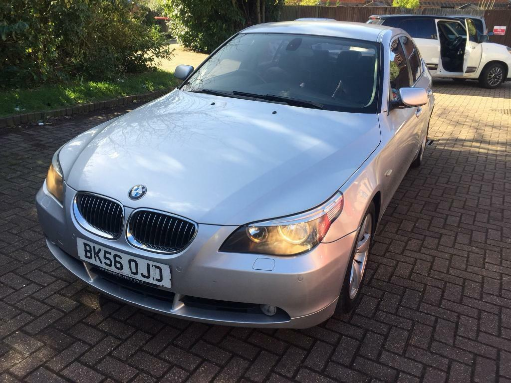 Bmw 5 series diesel automatic, similar to bmw 3 series, Mercedes c class |  in Barnet, London | Gumtree