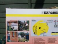 Karcher pressure washer for spares