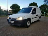 Vauxhall Combo 1.7 diesel van one owner from New in good running order