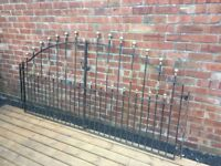 Nice Decorative Set Of Well Built 8ft Driveway Gates Can Deliver