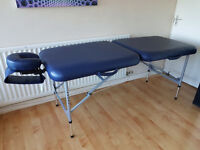 EXTRA LIGHT MASSAGE TABLE 10.3KG