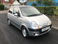 Daewoo Matiz 1.0 SE Petrol Manual Corsa Micra Fisesta Polo Cheap Insurance Bargain