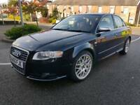 AUDI S4 QUATTRO V8 4.2 PETROL 344BHP 2005
