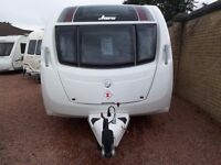Swift Jura 2012 Special Edition 2 Berth