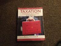 Taxation finance act 2016