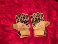 Adidas junior goalkeeper gloves