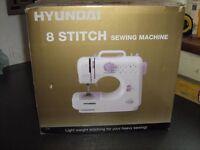 small light wight sewing mashien