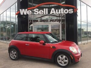 2009 MINI Cooper Classic *LOW KM *A/C *ABS *BTOOTH *LTHR *HTD SE