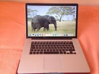 Macbook pro 15 inch early 2015
