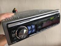 alpine cde-9874rb cd player