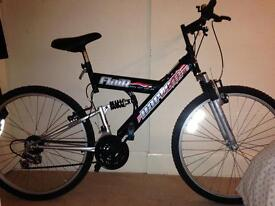 Harlem full suspension adults mountain bike for sale