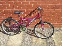 Girls/Ladies Bike in need of a service