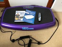 Vibropower Slim , hardly used due to joining the gym