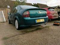 Mk2 mg zs 120 (goodwood)