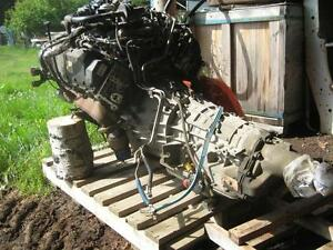 1999 F450 2wd Automatic transmission