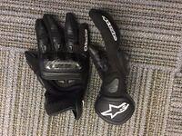 Alpinestars GP Air Gloves - Good Condition - Large