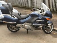 BMW k1200lt same owner for past 14years low miles and well looked after