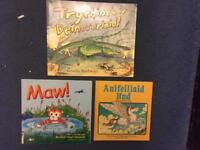 3 * Children's Welsh Books