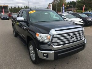 2017 Toyota Tundra Limited Double-cab Demo