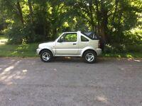 Suzuki Jimny (2004) O2 edition