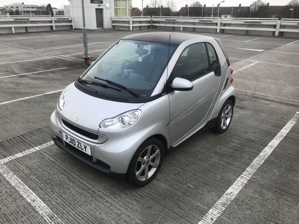 Smart Car 2010 2 Previous Owners Free Road Tax Very Cheap 90mpg