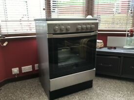 Indesit Freestanding Cooker 600mm wide